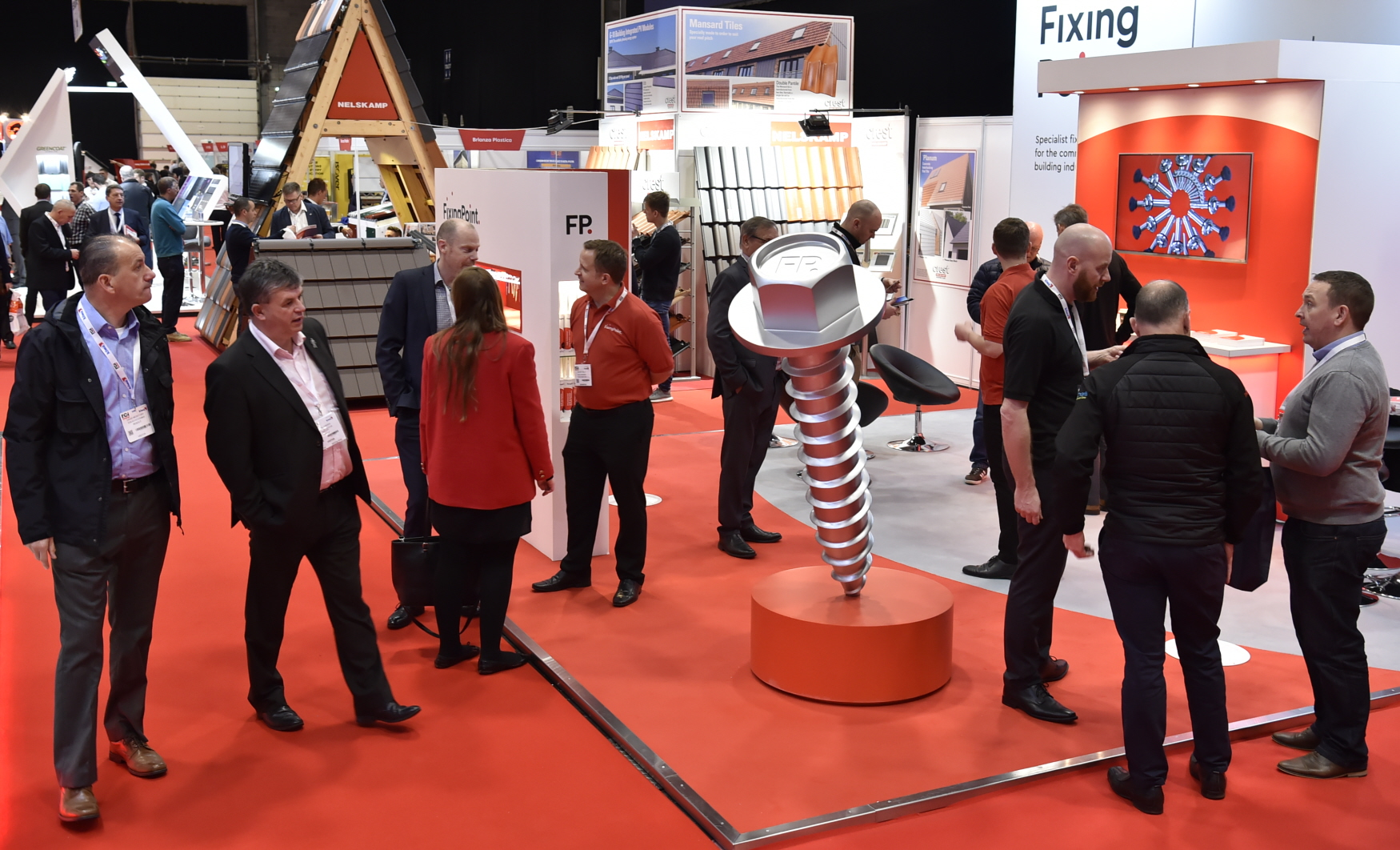 Roofing Cladding & Insulation Show